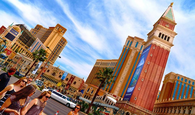 Ultimate destination bachelor party: Las Vegas voor mannen